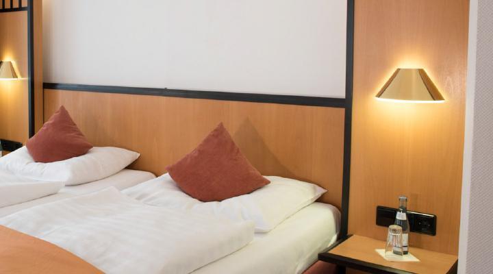 Hotel Schere zimmer