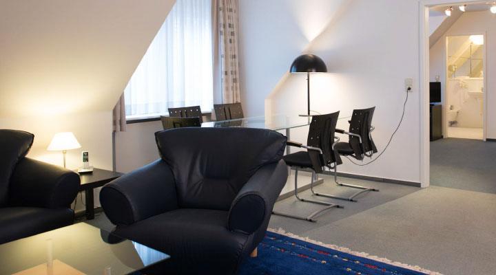 Hotel Schere suite